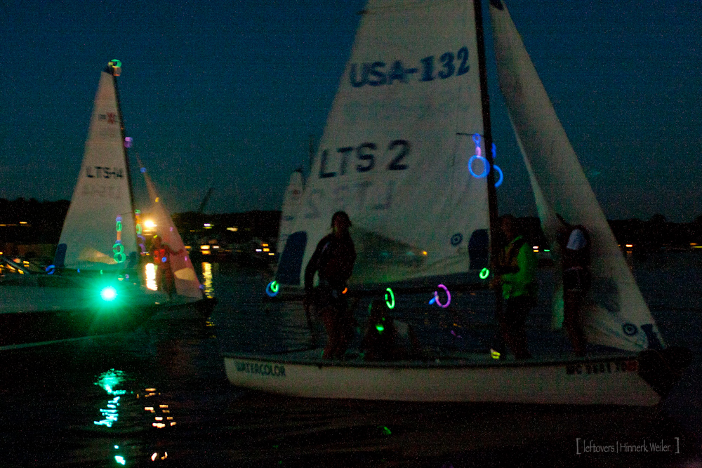 Little Traverse Sailors Moonlight Sail / Foto: Hinnerk Weiler