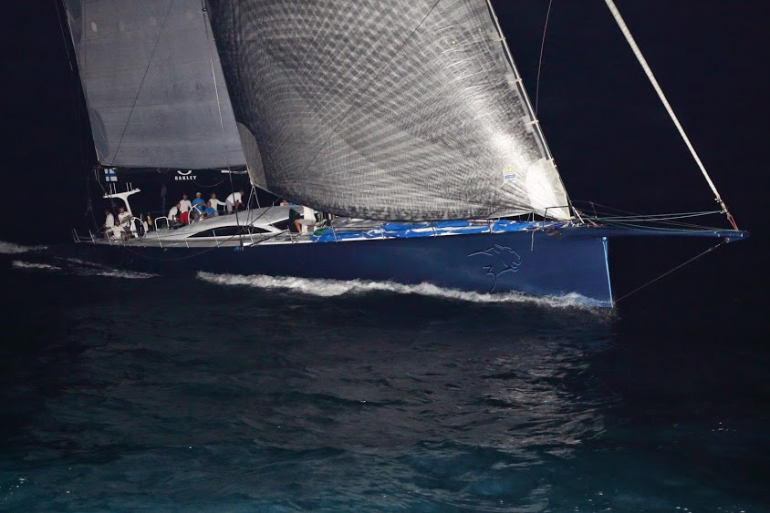 ARC 2014 Leopard by Finland arrive in Saint Lucia © WCC / Tim Wright Photoaction.com