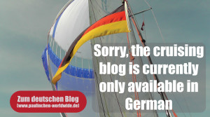 After relocating to SegelnBlogs I need to make several changes before the english website will be back online. - Sorry for keeping you waiting.